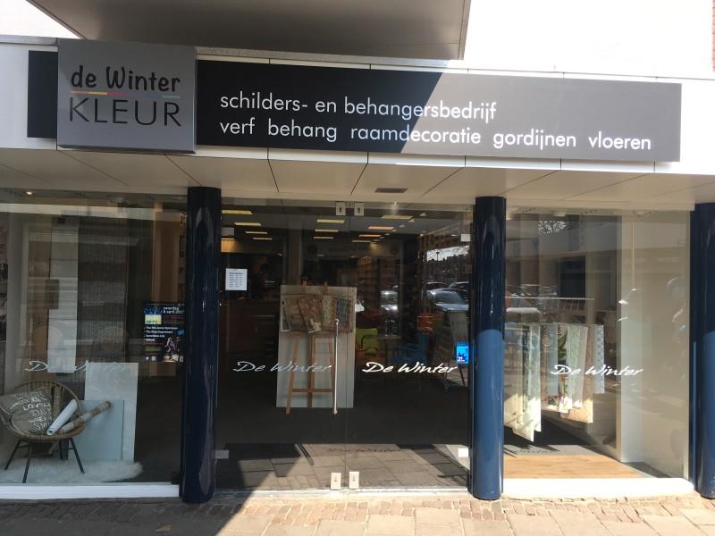 Winkelaanzicht | dewinterkleur.nl