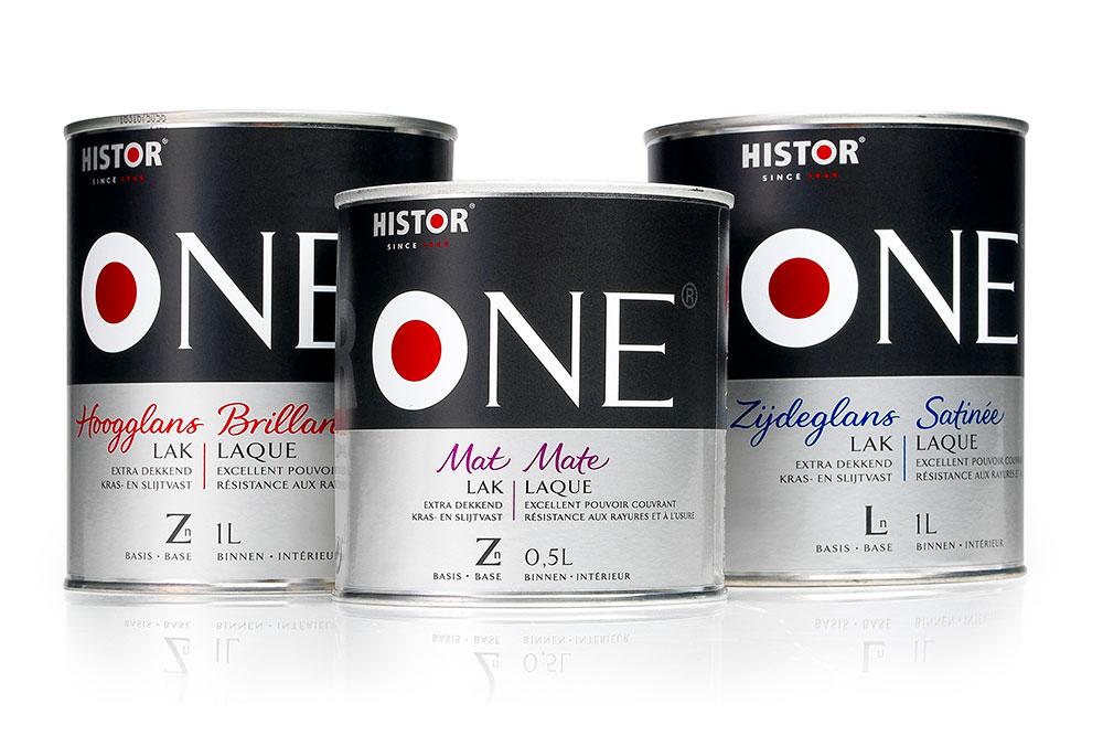 Histor One lakken | dewinterkleur.nl