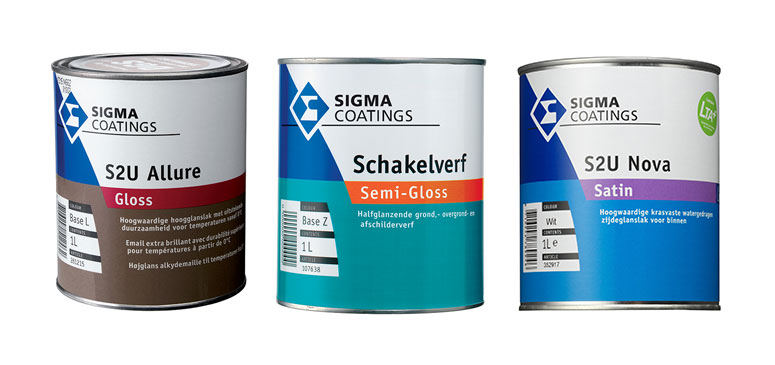 Sigma lakken | dewinterkleur.nl