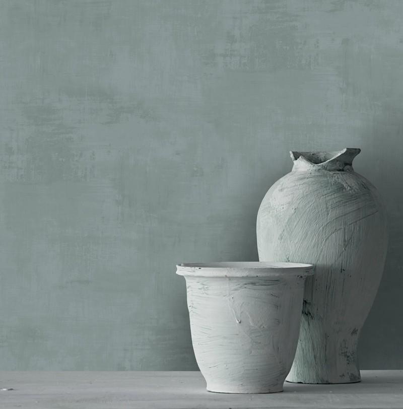 Behang met kalk effect|dewinterkleur.nl