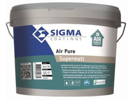 Sigma Air Pure voor een beter binnenklimaat